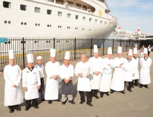 Fred. Olsen is crowned 'Britain's Best Cruise Line for Food' in the Holiday & Cruise Channel's prestigious 'Telly' Awards