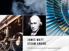 Are steam engines retro?