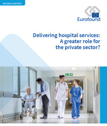 Publication alert - Delivering hospital services: A greater role for the private sector?