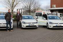Energieservice Westfalen Weser steigt auf Elektroautos um