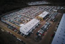 Försäljningen av begagnade personbilar ökade med 8,7% i februari