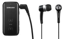 Dubbelt blåtandade öron ger trådlös stereo