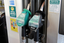 Petrol prices rise for third straight month adding £2 to a fill-up