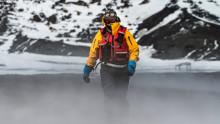 Hurtigruten reveals MS Roald Amundsen godmother