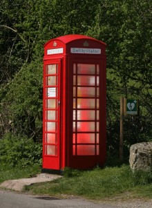 BT offers communities the chance to 'adopt' their local phone box for just £1