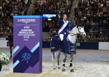 The excitement continues in the second round of the Longines World Cup™ Final Jumping