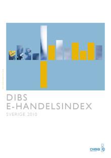 DIBS E-handelsindex visar att e-handeln över gränserna ökar snabbt