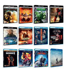 New titles in July from Universal Sony Pictures Home Entertainment