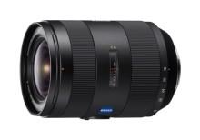 Sony vahvistaa α A-bajonetin objektiivivalikoimaa kahdella suorituskykyisellä ZEISS®-objektiivilla