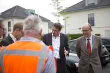 Glasfaser für Allerheiligen und Elvekum:  Breitbandversorgung startet mit Lichtgeschwindigkeit