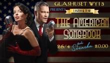 LASZLO & TEAR (Malena Laszlo & Magnus Skogsberg) live på Hellstens Glashus WY13