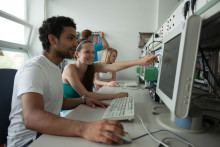 Schülerlabore der TH Wildau unterstützen Schülergruppen bei innovativen Ideen im MINT-Bereich