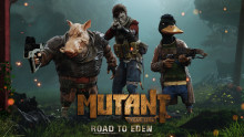 Mutant: Year Zero Video Game Announced!