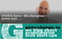 Interview with Kivras UX guru Ludvig Linge