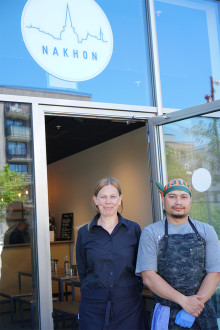 Ny etablering i Nya Hovås