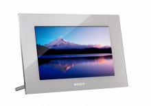 Sony debuts first ever photo frames with HD video playback New S-Frame range includes unique 'photo album' for easy sharing
