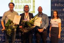 PM Flex och LEDsystem vinnare i Elfack Design Award