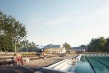 Byggstart för Köpingbornas nya badhus
