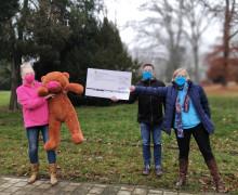 Großartige Weihnachtsspende: MEVACO GmbH übergibt 5.000 Euro