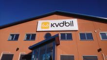 KVD blir Kvdbil med nytt utseende och reklamkoncept