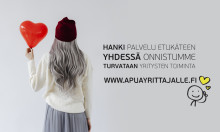 Apuayrittajalle.fi on uusi maksuton myynti- ja markkinointikanava yrityksille