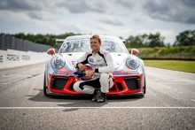 Porsche Carrera Cup Scandinavia: WRC-stjärnan Andreas Mikkelsen kommer till start i säsongspremiären!