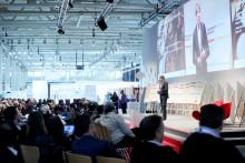 "Future Book Forum 2019 driver innovation i förlagsbranschen under temat ""Growing with Communities"""