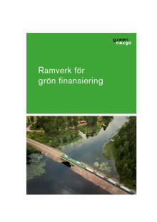 Grön finansiering - rapport kvartal 3