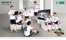 """Sony Deutschland im """"Fanfieber 2012"""""""