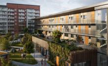 Riksbyggen startar försäljningen av 1:or och 2:or i Mölndals innerstad
