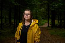 "Olaug Nilssen aktuell med ny roman; ""Tung tids tale"""