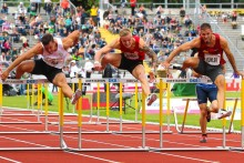 """""""Osteopathie: Viele Ursachen finden sich in den Organen"""" / Interview mit dem 6-fachen Deutschen Meister im 110m-Hürdensprint und Olympiateilnehmer Matthias Bühler"""