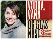 Forfatter gir bort sin nye bok til politiske partier og videregående skoler i Finnmark