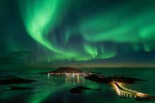 Die Essenz der Arktis – mit Ole Salomonsen das Nordlicht einfangen