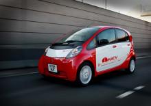 Växjö ska bli grönare med Mitsubishi