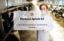 Quatrième Révolution Agricole : l'agriculture de précision au service de la planète