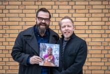 Klaus Sonstad lager barnemusikk for Barneaksjonen