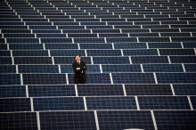 Major investment in solar panels makes environmental impact