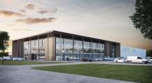 Logistic Contractor utvecklar och bygger  logistikanläggning åt Atea