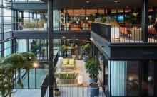 Studio Stockholm har skapat Sveriges snyggaste kontor