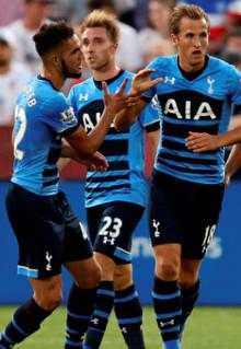 Fodboldfeber: Klar med rejser til Christian Eriksens Tottenham