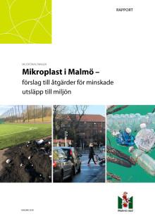 Malmö stad tar ett grepp om mikroplaster - rapport