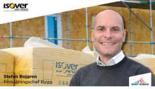 Ny Försäljningschef Bygg - Stefan Bojgren