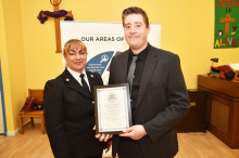 Nearly 40 members of the public and police officers recognised at Isle of Wight awards ceremony.