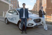 Kjørte 2 383 km på et døgn med elektrisk bil