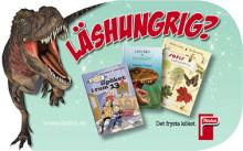 Läshungrig - Findus vill uppmuntra vuxnas läsande med och för barn