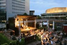 Zurück zur Kultur! Open-Air-Kultursommer in der Moritzbastei