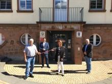Gemeinde Fronhausen erhält Zugang zur Datenautobahn