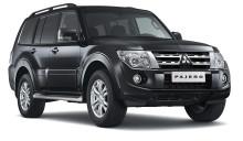 Mitsubishi lyfter Pajero