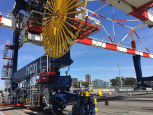 Cavotec wins key motorised cable reel order for advanced container cranes in Japan